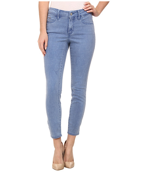 Imbracaminte Femei NYDJ Angie Super Skinny Ankle Pigment Monaco Blue