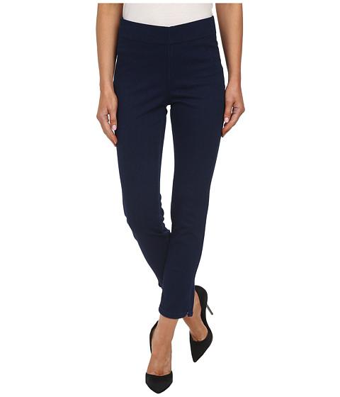 Imbracaminte Femei NYDJ Mille Ankle Indigo Knit Jeans in Dark Flinton Dark Flinton