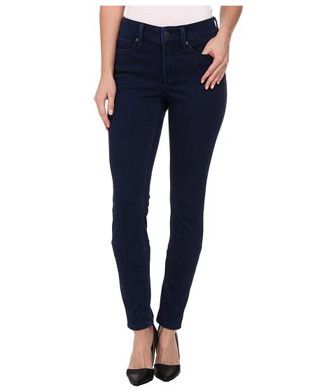 Imbracaminte Femei NYDJ Ami Super Skinny Indigo Knit Jeans in Dark Flinton Dark Flinton