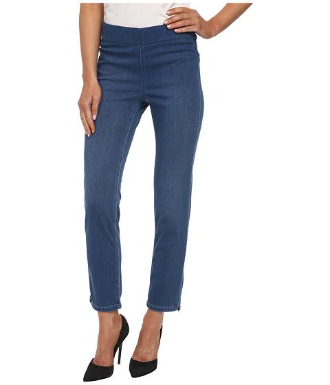 Imbracaminte Femei NYDJ Mille Ankle Indigo Knit Jeans in Medium Edgemont Medium Edgemont