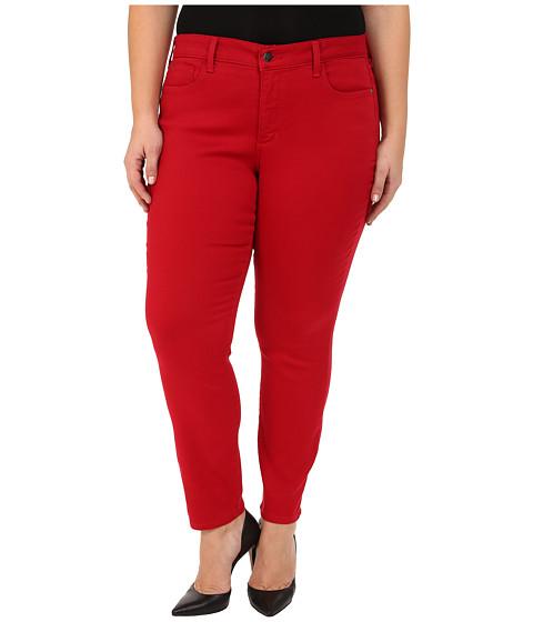 Imbracaminte Femei NYDJ Plus Size Alina Leggings Cardinal Red