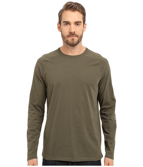 Imbracaminte Barbati Carhartt Force Cotton Delmont Sleeve Graphic T-Shirt Moss