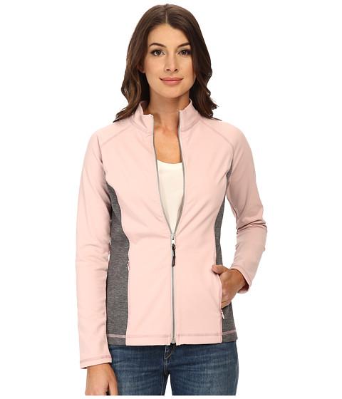Imbracaminte Femei NYDJ CitySport Zip Trainer Jacket Lotus w Heather Grey