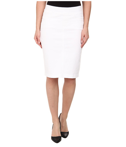 Imbracaminte Femei NYDJ Caitlyn Skirt - Endless White