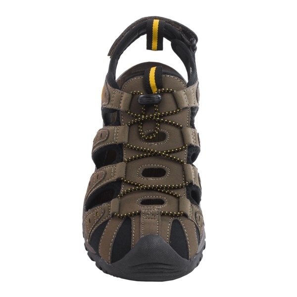 Incaltaminte Barbati Hi-Tec Hi-Tec Shore Sport Sandals BROWN (01)