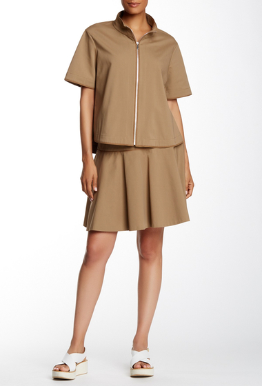 Imbracaminte Femei Lafayette 148 Keana Skirt CHAI