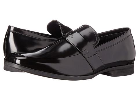 Incaltaminte Barbati Calvin Klein Carrigan Black Box Smooth