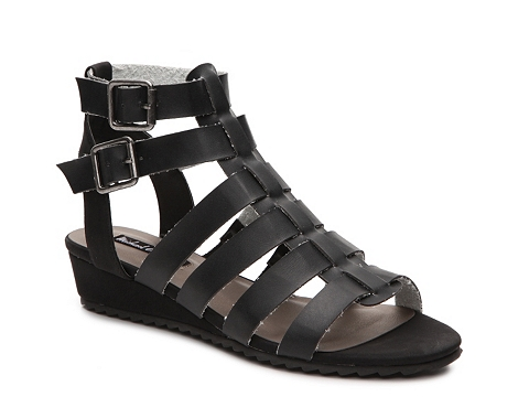 Incaltaminte Femei Michael Antonio Going Gladiator Sandal Black