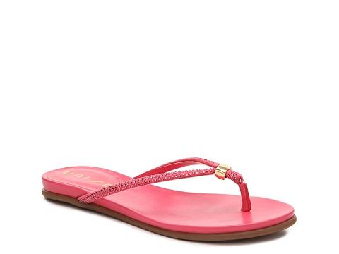 Incaltaminte Femei Unisa Frankli Flat Sandal Pink