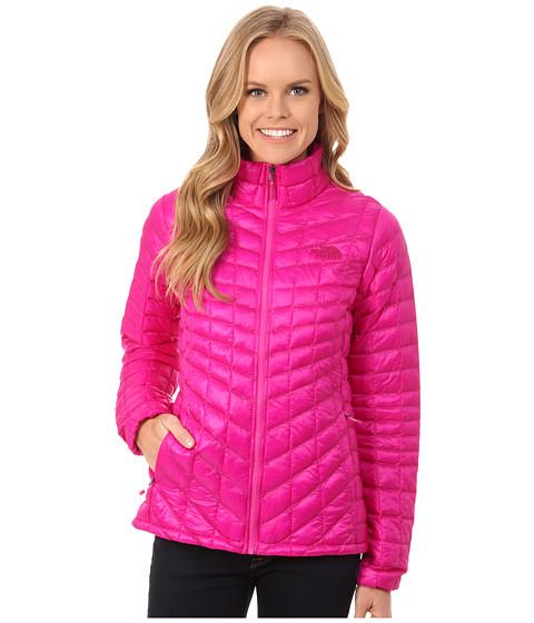 Imbracaminte Femei The North Face ThermoBalltrade Full Zip Jacket Luminous Plum