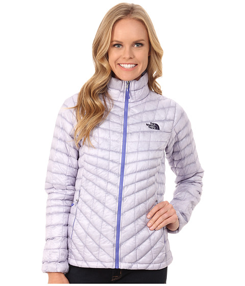 Imbracaminte Femei The North Face ThermoBalltrade Full Zip Jacket Soft Purple
