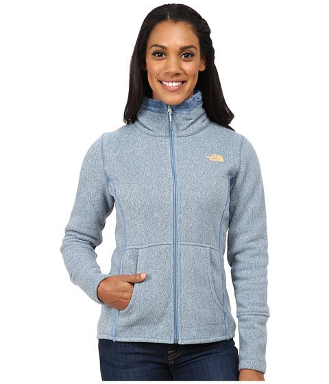 Imbracaminte Femei The North Face Banderitas Full Zip Jacket Cool Blue Heather