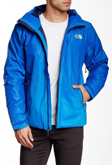 Imbracaminte Barbati The North Face Fuseform Dot Matrix Jacket MONSTER BL