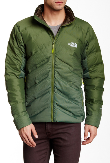 Imbracaminte Barbati The North Face Fuseform Dot Matrix Down Jacket SCALLION G