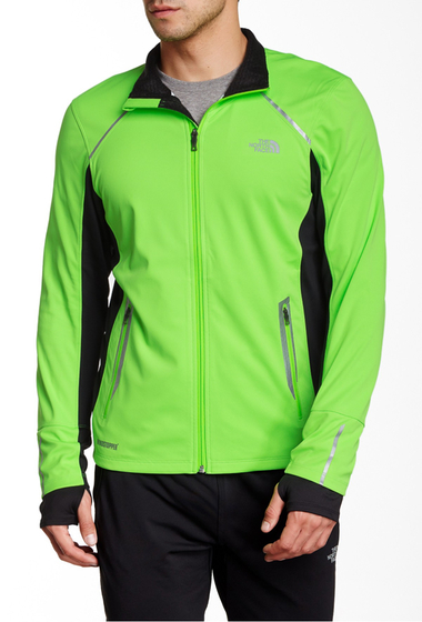 Imbracaminte Barbati The North Face Isotherm Jacket POWER GREE
