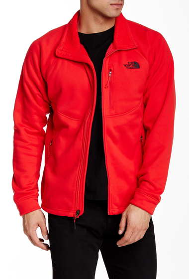 Imbracaminte Barbati The North Face Timber Full Zip Jacket TNF RED