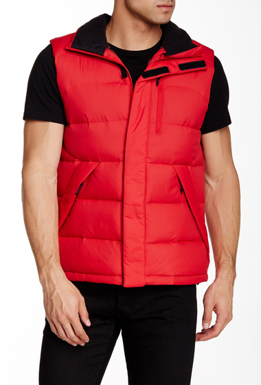 Imbracaminte Barbati The North Face Sumter Vest TNF RED