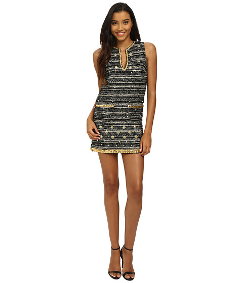 Imbracaminte Femei Rachel Zoe Velma Tweed Dress Multi