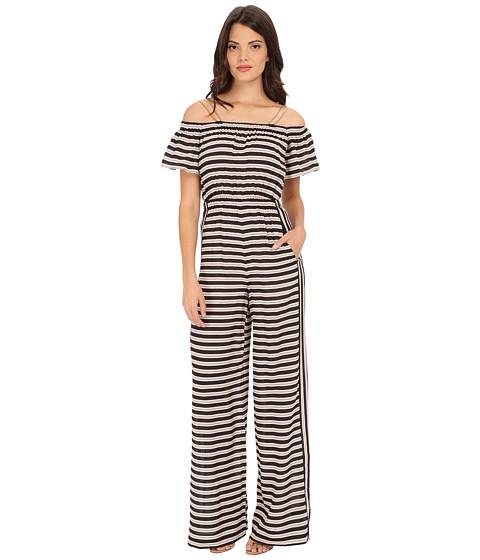 Imbracaminte Femei Rachel Zoe Clemenetine Jumpsuit Black Stripe