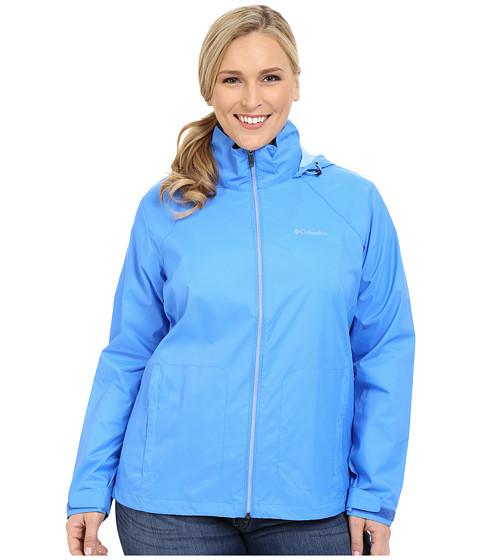 Imbracaminte Femei Columbia Plus Size Switchbacktrade II Jacket Harbor Blue