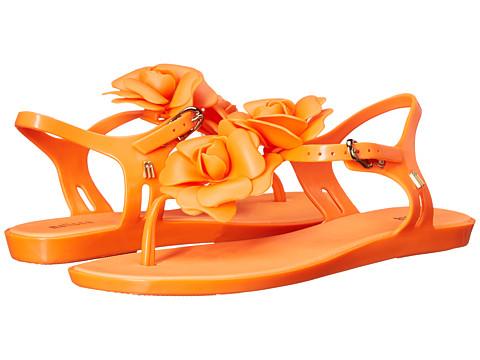 Incaltaminte Femei Melissa Shoes Solar Garden Orange
