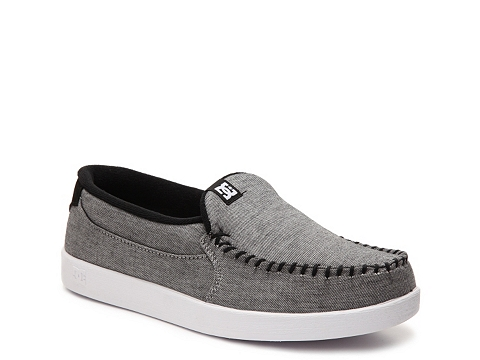 Incaltaminte Barbati DC Villain TX Slip-On Sneaker - Mens Grey