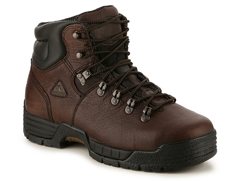 Incaltaminte Barbati Rocky Mobilelite Steel Toe Work Boot Brown