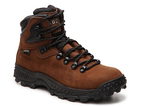 Incaltaminte Barbati Rocky Creek Bottom Hiking Boot Brown