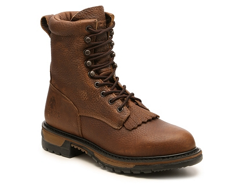 Incaltaminte Barbati Rocky Original Ride Western Boot Brown