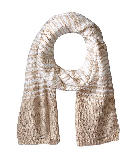 Accesorii Femei Calvin Klein Marble Stripe Scarf Heathered Almond