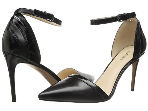 Incaltaminte Femei Nine West Timeshare BlackBlack Leather