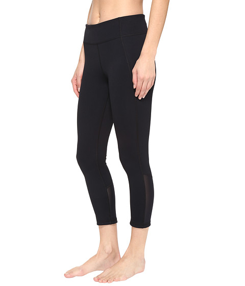 Imbracaminte Femei Under Armour Mirror Crop Pants Black