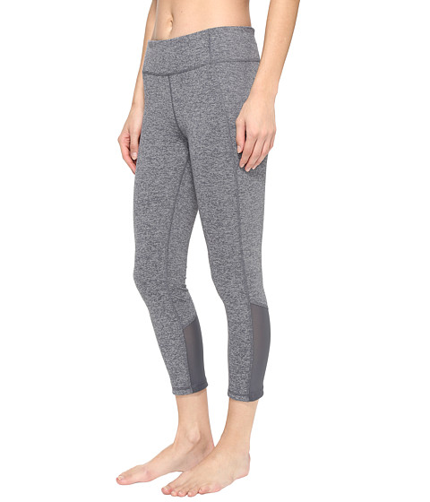 Imbracaminte Femei Under Armour Mirror Crop Pants Rhino GrayRhino Gray