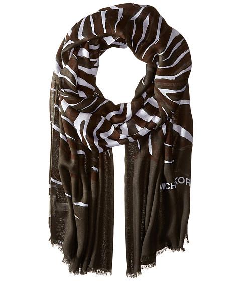 Accesorii Femei Michael Kors Zahra Oblong WhiteChocolate