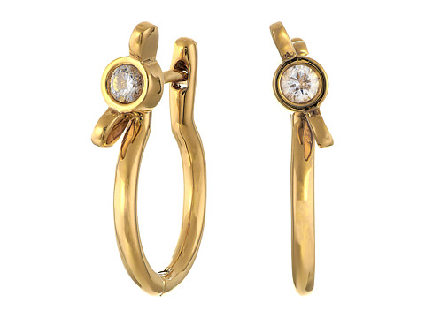 Bijuterii Femei Marc by Marc Jacobs Screw It Wingnut Hinge Hoops Earrings Oro