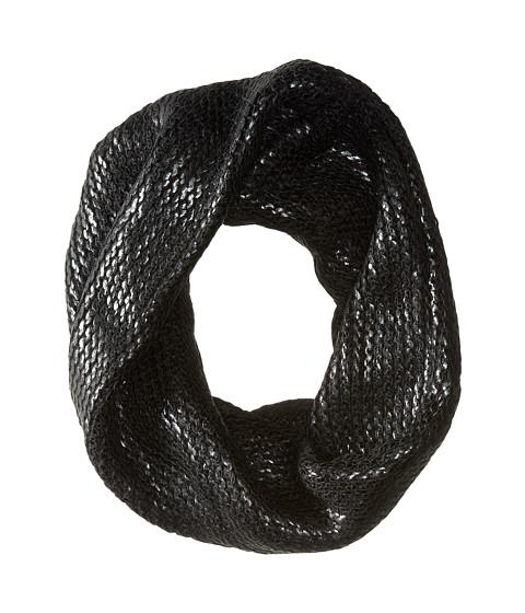 Accesorii Femei BCBGMAXAZRIA Foil Printed Twisted Cowl Black