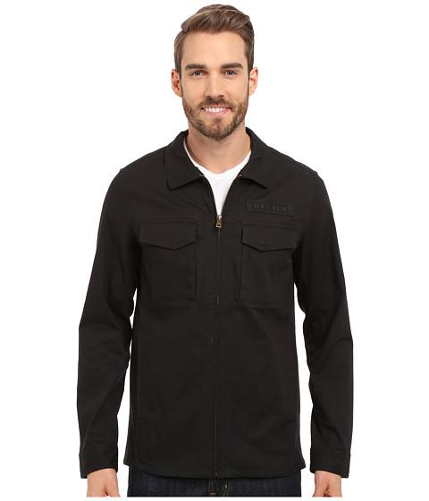 Imbracaminte Barbati Oakley Seargant Jacket Jet Black