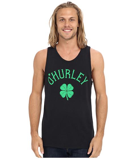 Imbracaminte Barbati Hurley O'Hurley Tank Top Black