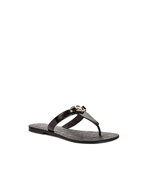 Incaltaminte Femei GUESS Kara Thong Sandals black