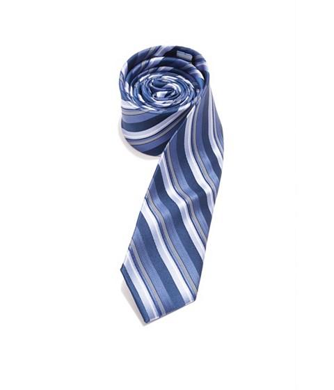 Accesorii Barbati GUESS Tonal Striped Tie blue