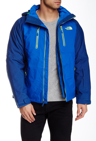 Imbracaminte Barbati The North Face Sumner Triclimate Jacket MONSTERBLU
