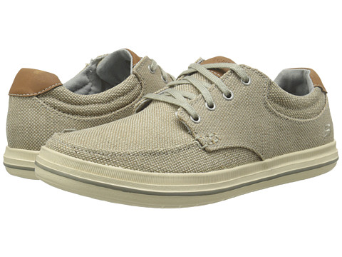 Incaltaminte Barbati SKECHERS Relaxed Fit Define - Soden Khaki