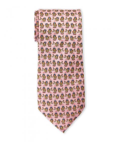 Accesorii Barbati Pierre Cardin Lion King Silk Tie Pink