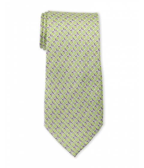 Accesorii Barbati Pierre Cardin Ombr Link Silk Tie Green