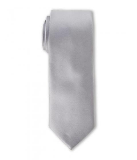 Accesorii Barbati Pierre Cardin Solid Tone Tie Grey Black