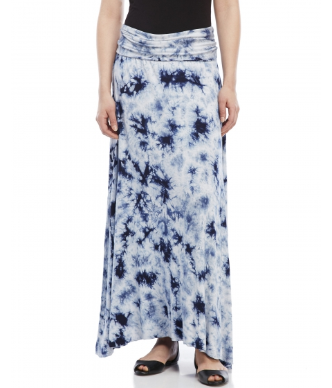 Imbracaminte Femei philosophy Tie-Dye Maxi Skirt Navy Combo