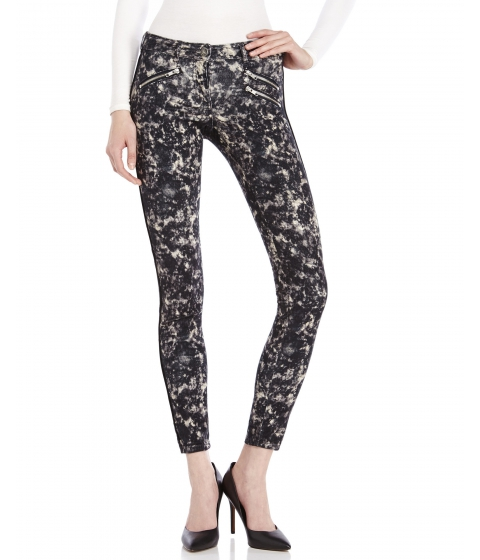 Imbracaminte Femei Maison Scotch Skinny Cord Jeans Black Multi