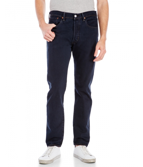 Imbracaminte Barbati Levi's Bluebell 501 Custom Tapered Jeans Bluebell