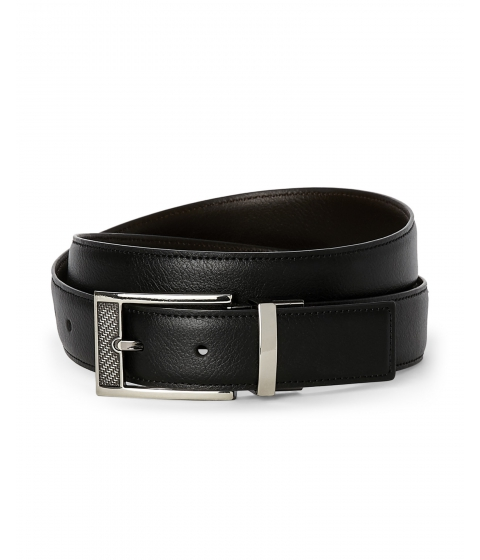 Accesorii Barbati Kenneth Cole Reaction Black Brown Reversible Belt 014black Brown