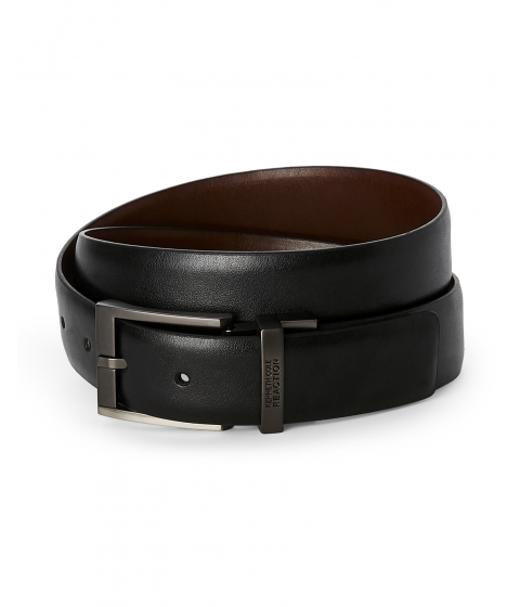 Accesorii Barbati Kenneth Cole Reaction Black Brown Reversible Belt 014blkbrn